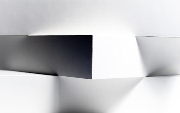 White Shelves, 2018