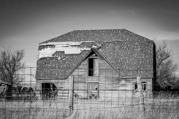 Old Barn Out East Photography Art | Artist David Wilson