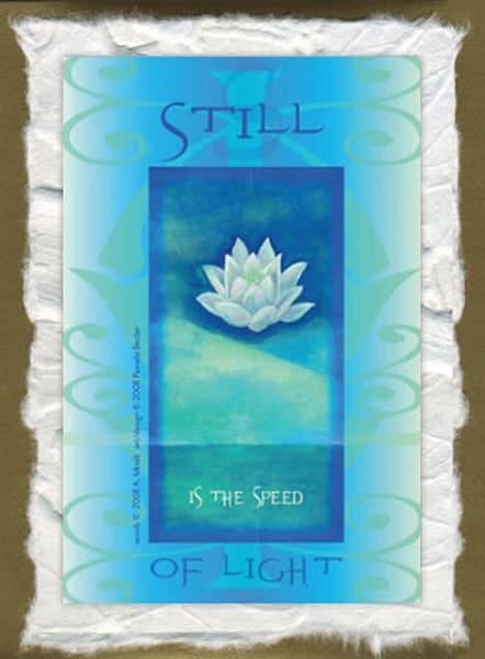 Cc7. Still Is The Speed Of Light | Big Vision Art + Design