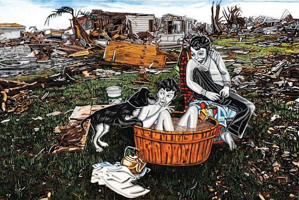 Bath Time / Rockwell 2040
