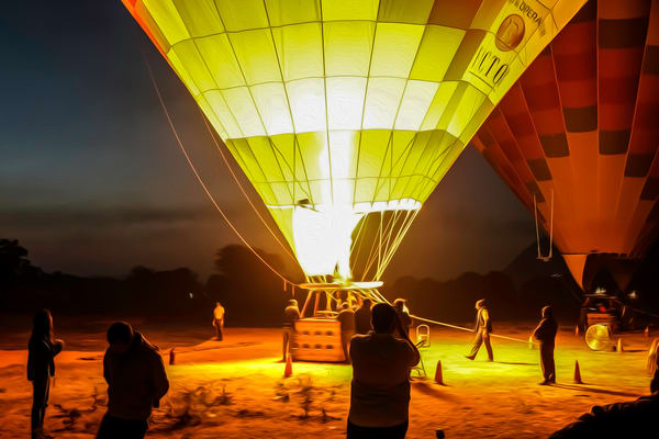 Jaipur Air Balloon