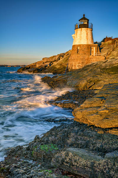 Castle Hill Lighthouse   Shop Photography by Rick Berk