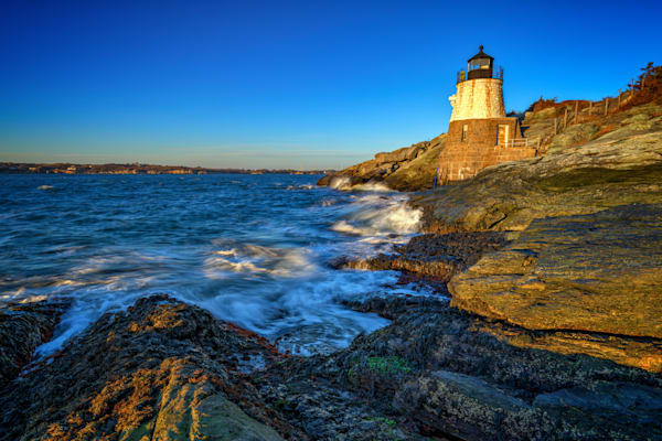 Afternoon at Castle Hill Lighthouse | Shop Photography by Rick Berk