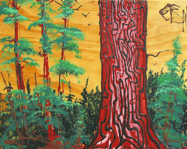 Redwood Summer Art | buchanart