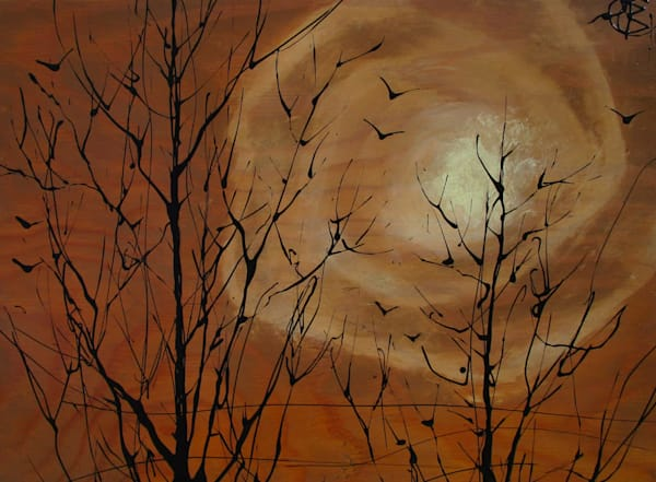 Bare Trees Art | buchanart