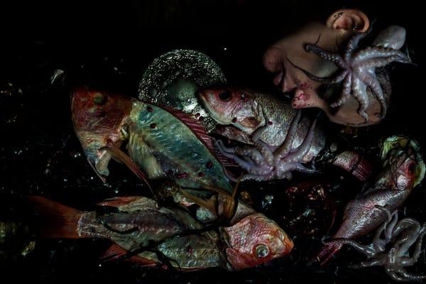 Ligeia Her Feast Art | Wet Paint NYC