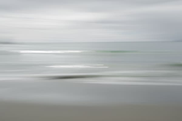 Oceanic Abstract Photograph