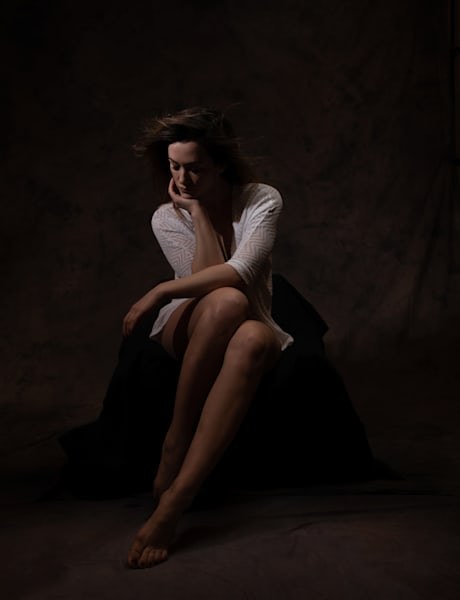 Sazze Contemplation Photography Art | Dan Katz, Inc.