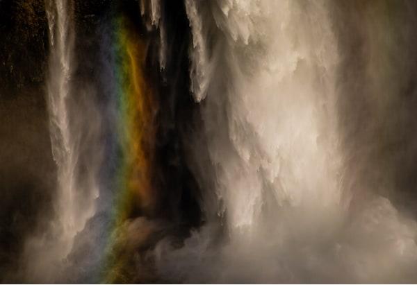 Snowqualmie Rainbow