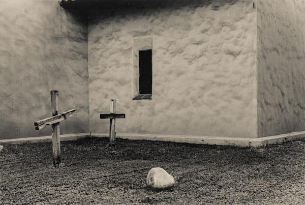 Graves San Fernando Mission Photography Art | Dan Katz, Inc.