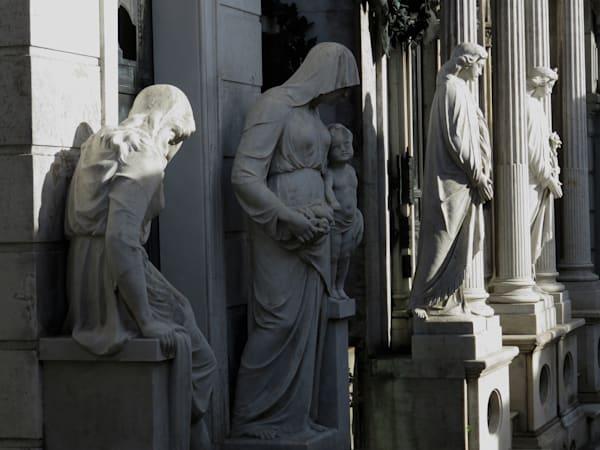 Four Statues Photography Art | Dan Katz, Inc.