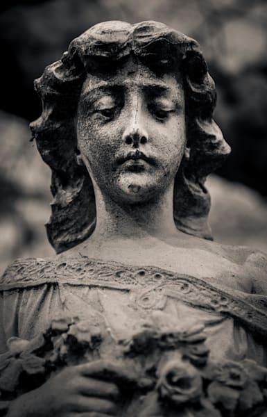 Little Stone Angel Photography Art | Dan Katz, Inc.