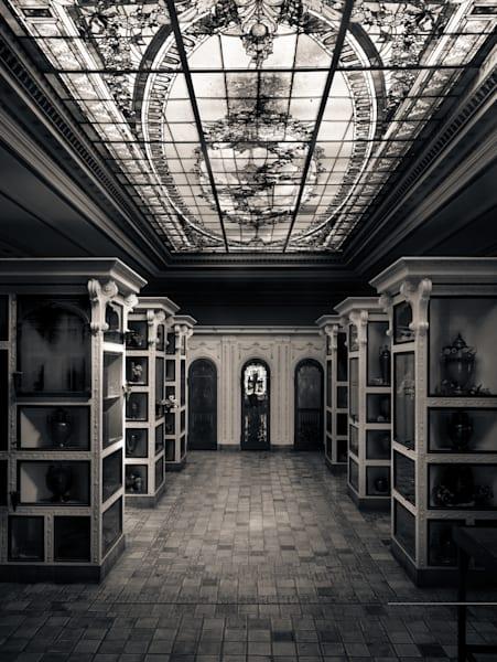 Grace Chapel Columbarium Photography Art | Dan Katz, Inc.