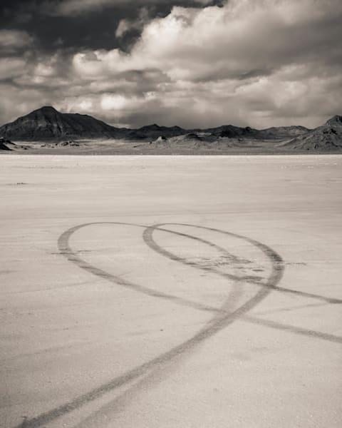 Bonneville Salt Flats 4 Photography Art | Dan Katz, Inc.