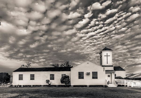 Church Near New Orleans Louisiana 2017 Photography Art | Dan Katz, Inc.