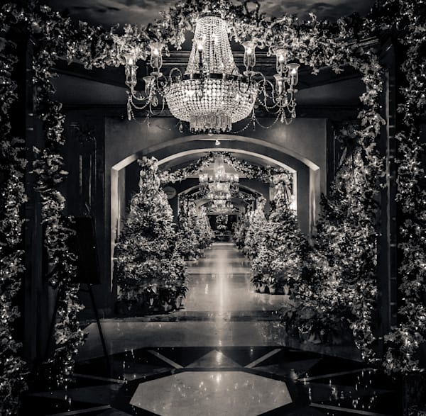 Hotel Christmas Decorations New Orleans 2017 Photography Art | Dan Katz, Inc.