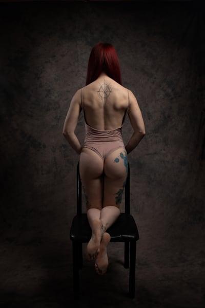 Black Chair #8 Photography Art | Dan Katz, Inc.