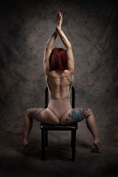 Black Chair #3 Photography Art | Dan Katz, Inc.
