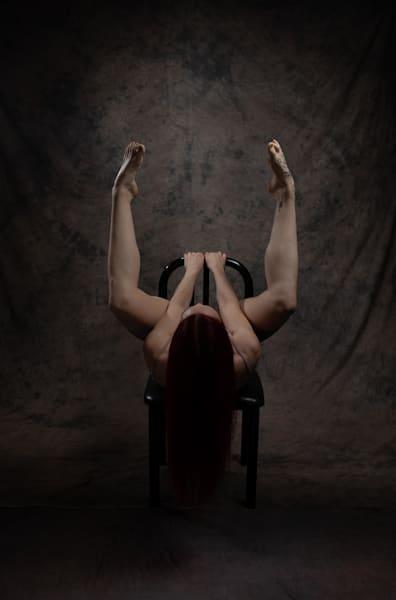 Black Chair #5 Photography Art | Dan Katz, Inc.