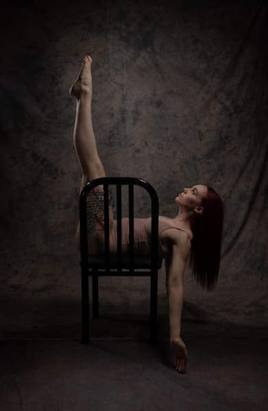 Black Chair #2 Photography Art | Dan Katz, Inc.