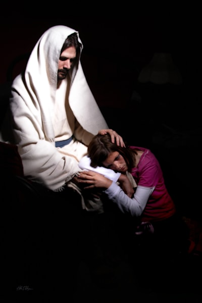 Rest Thy Weary Head Photography Art | Captured Miracles Production, and Helen Thomas Robson byDESIGN