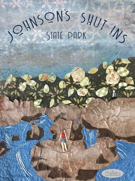 Johnson's Shut Ins State Park Art | Jenny McGee Art