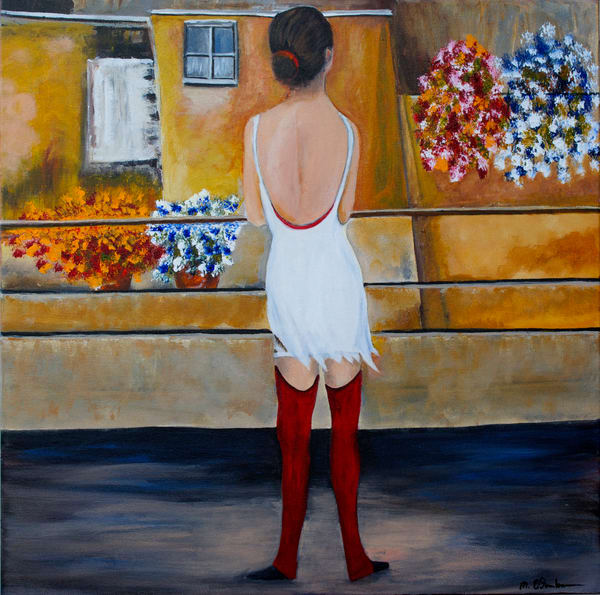 Ballerina Art | Marie Art Gallery
