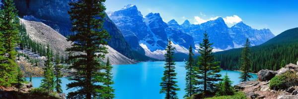 Moraine Lake Canadian Rockies Photography Art | ePictureGallery