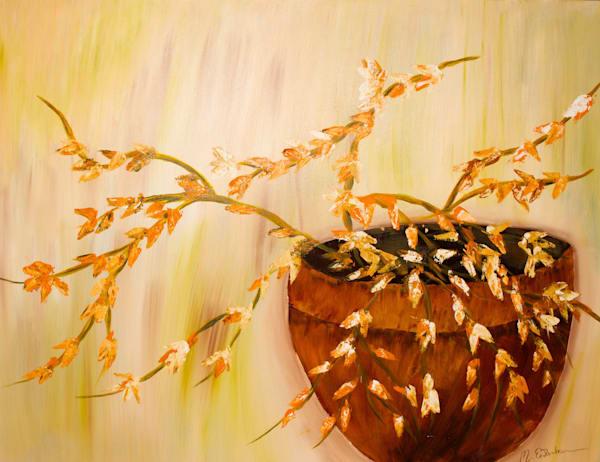 Winter Blossoms Art | Marie Art Gallery