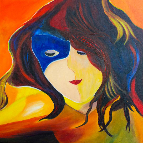 Masquerade Art | Marie Art Gallery