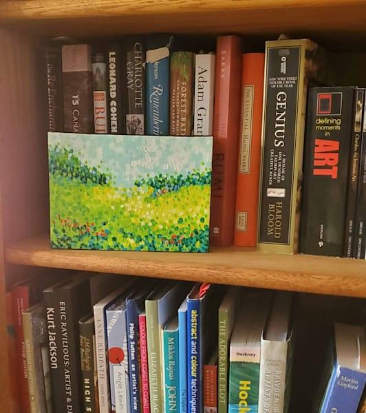 Meadow Sunshine  Art | Jim Pescott Art