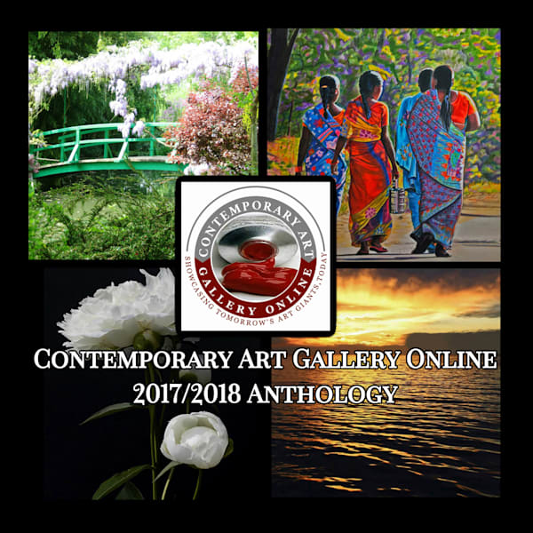 Contemporary Art Gallery Online 2017/2018 Anthology