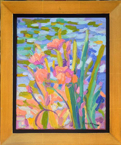 Iris Blush & Sparkle