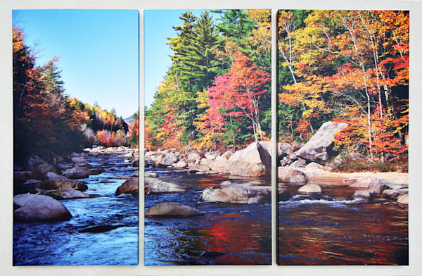 """Indian Summer"" - Regular Triptych"