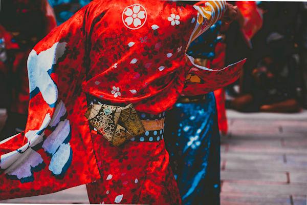 Yosakoi Dance Festival by Matej Silecky