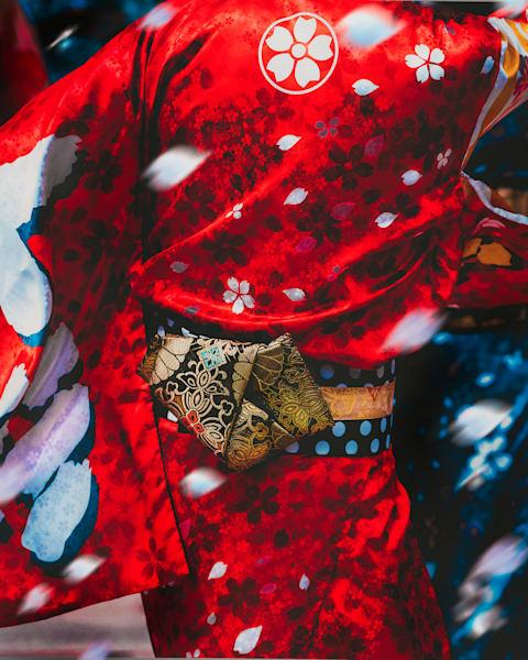 Japan Dance at Meiji Jingu Shrine