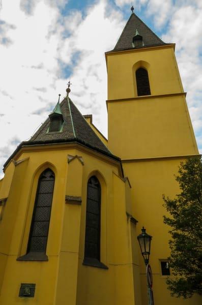 Kostel sv Klimenta, Prague 1, Prague, Czechia
