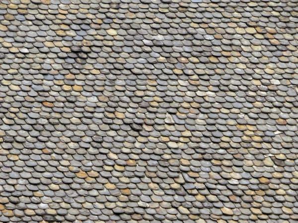 Slate Tile Roof Photography Art | Ron Olcott Photography