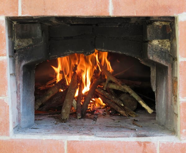 Wood Fired Pizza Oven, Dimarcano, Italy