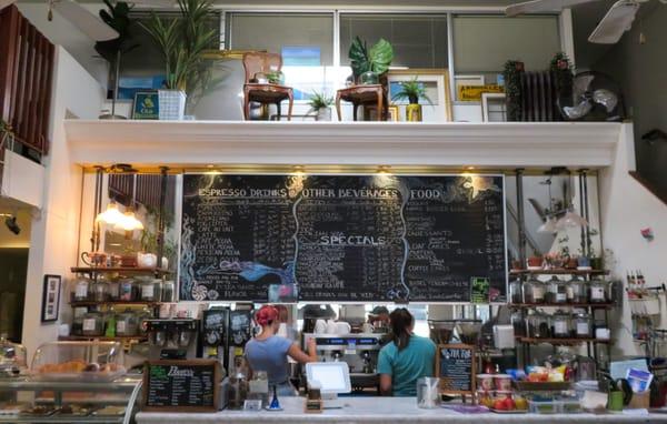 Pacific Java Cafe, Rockaway Beach, Pacifica, CA