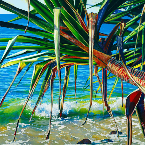 Pandanus Splash