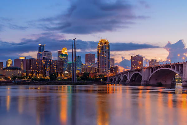 The City of Minneapolis - Minneapolis Photos | William Drew Photography