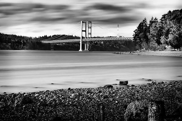 Tacoma Narrows Bridge Photography Art | Troy Mason Photography