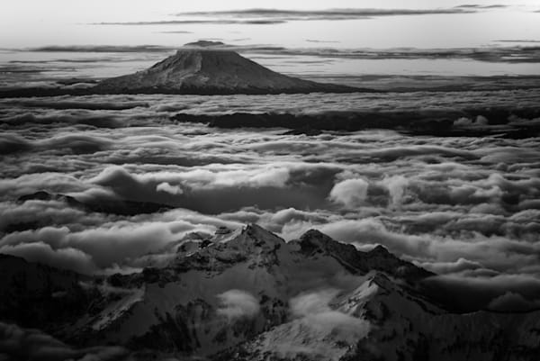 Mount Adams Photography Art | Troy Mason Photography