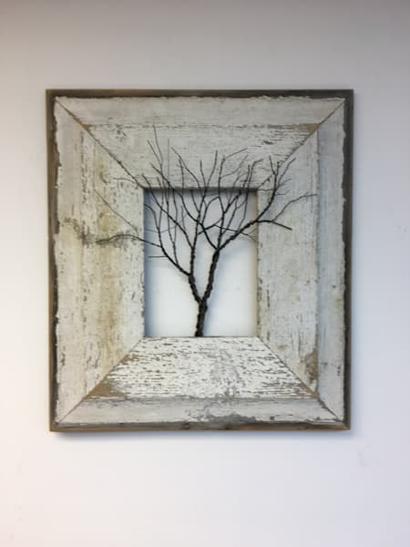 Wire Trees by Gail Neuman