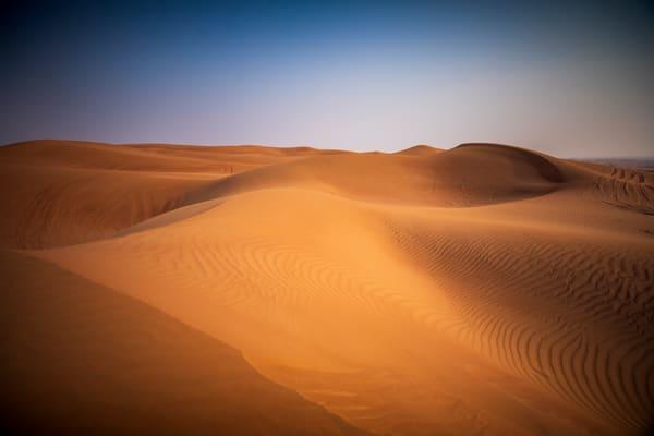 Dune Bashing Art | Earth Trotter Photography
