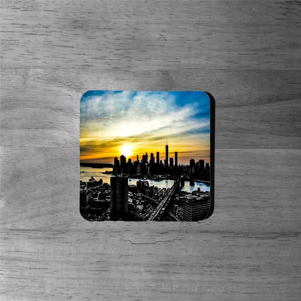 Art: NY Downtown Skyline III