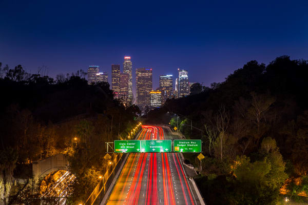 City Of Angels Art | Earth Trotter Photography