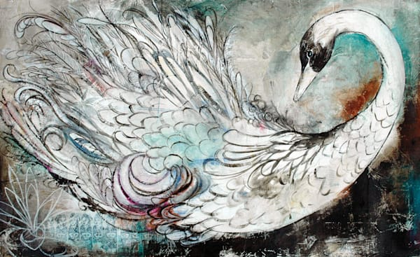 Swan's Dream Art | Jen Singh Creatively