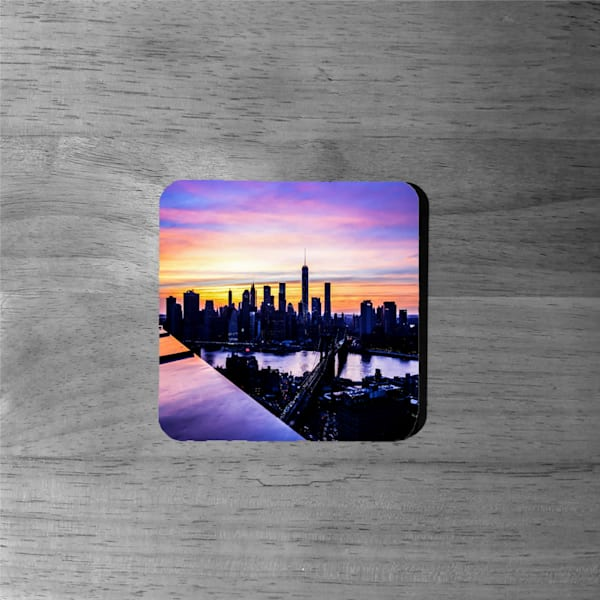 Art: NY Downtown Skyline IV